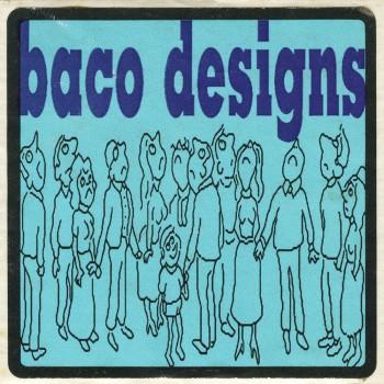 OG Baco People Sticker